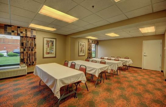 Conference room Hampton Inn Indianapolis-South