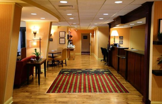 Hotelhalle Hampton Inn I-75 Lexington-Hamburg Area KY