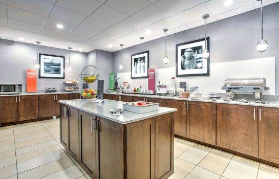 Restaurant Hampton Inn - Suites Macon I-475