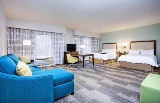 Zimmer Hampton Inn - Suites Macon I-475