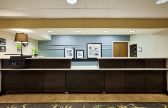 Hotelhalle Hampton Inn Orlando International Drive-Conv Ctr