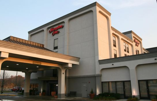 Exterior view Hampton Inn Kansas City-Shawnee Mission