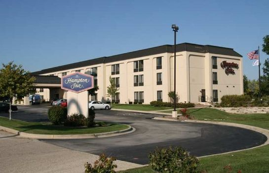 Außenansicht Hampton Inn Milwaukee-Airport WI