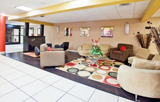 Hotelhalle La Quinta Inn and Suites Memphis Airport Graceland