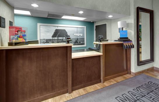 Hotelhalle Hampton Inn Miami-Coconut Grove-Coral Gables