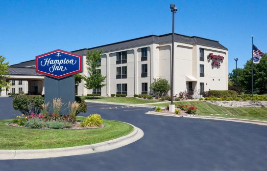 Exterior view Hampton Inn Milwaukee-Airport WI