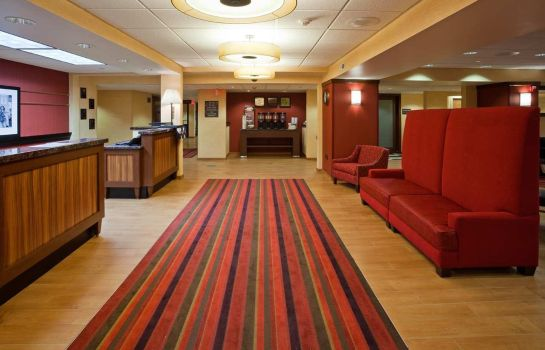 Hotelhalle Hampton Inn Milwaukee-Airport WI