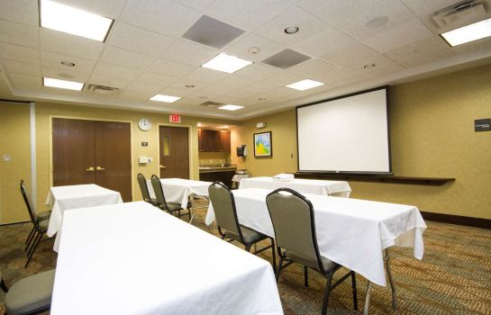 Conference room Hampton Inn Marshall