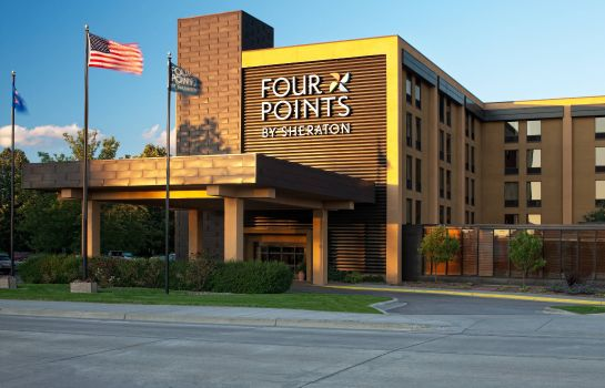 Vue extérieure Four Points by Sheraton Mall of America Minneapolis Airport