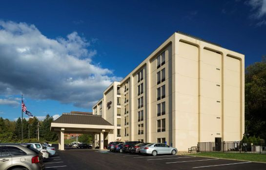 Buitenaanzicht Hampton Inn Pittsburgh-Greentree