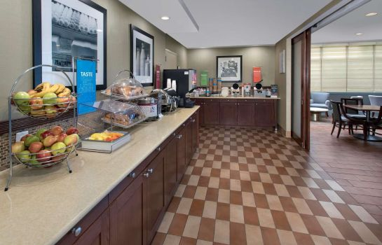 Restaurante Hampton Inn NY-JFK Jamaica-Queens