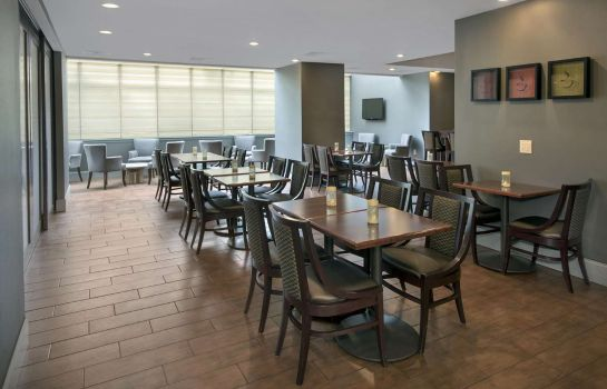 Restauracja Hampton Inn NY-JFK Jamaica-Queens