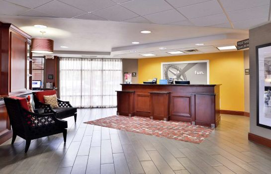 Hall Hampton Inn Virginia Beach