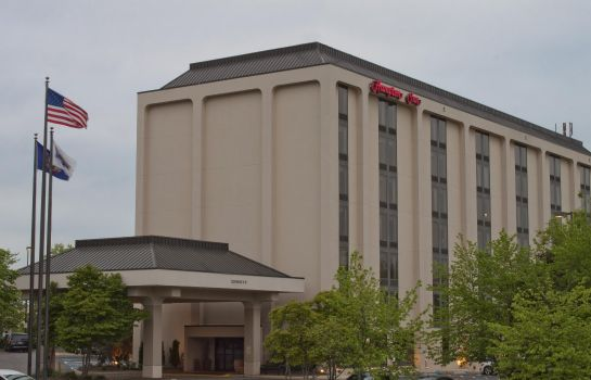 Außenansicht Hampton Inn Philadelphia-King of Prussia -Valley Forge-
