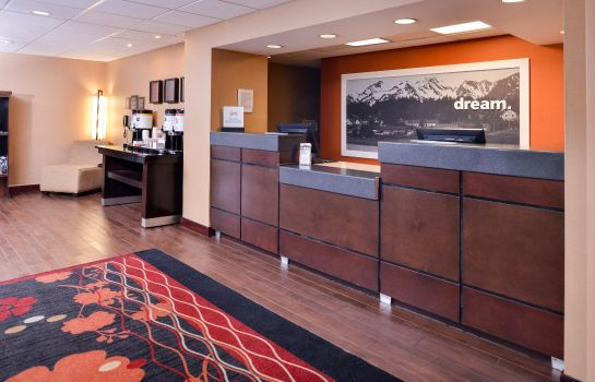 Hotelhalle Hampton Inn Philadelphia-King of Prussia -Valley Forge-