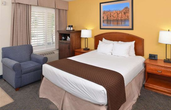 Zimmer RED LION INN AND SUITES PHOENI