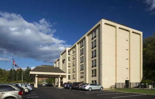 Außenansicht Hampton Inn Pittsburgh-Greentree