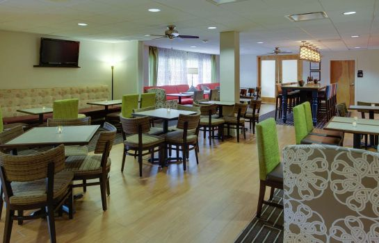 Hotel-Bar Hampton Inn Pittsburgh-Greentree