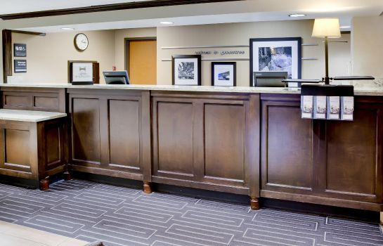 Hotelhal Hampton Inn Pittsburgh-Greentree