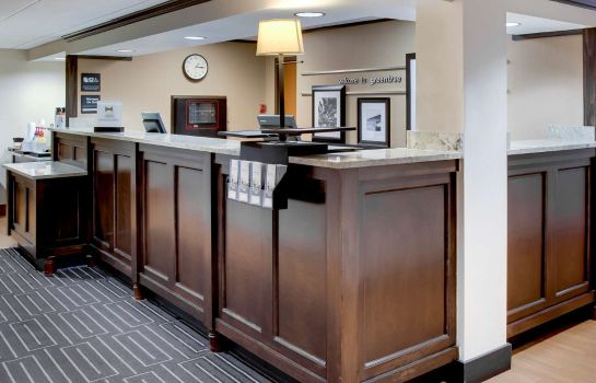Hotelhalle Hampton Inn Pittsburgh-Greentree