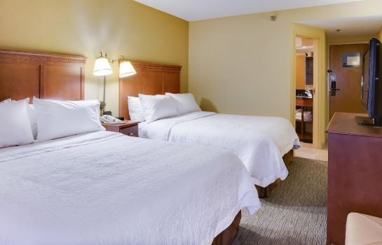Zimmer Hampton Inn Pittsburgh-Greentree