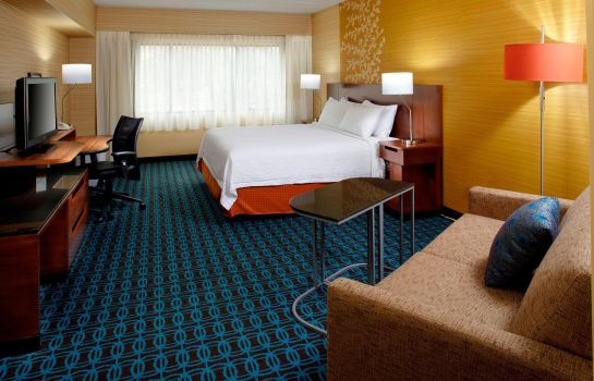Zimmer Fairfield Inn & Suites Parsippany