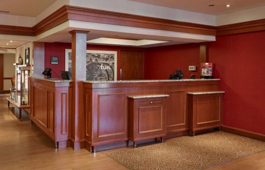 Hall Hampton Inn Portland-Airport