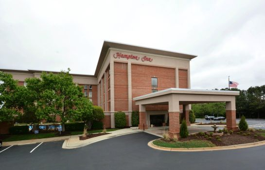 Außenansicht Hampton Inn Raleigh-Capital Blvd N