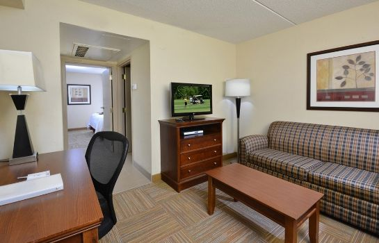Suite Hampton Inn Raleigh-Capital Blvd N