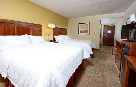Zimmer Hampton Inn Raleigh-Capital Blvd N