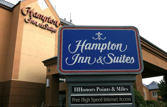 Vista exterior Hampton Inn - Suites Seattle-Downtown