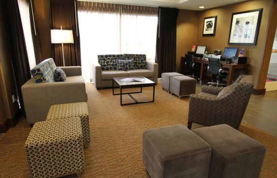 Hotelhal Hampton Inn - Suites Seattle-Downtown
