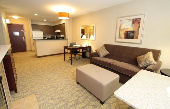 Suite Hampton Inn - Suites Seattle-Downtown