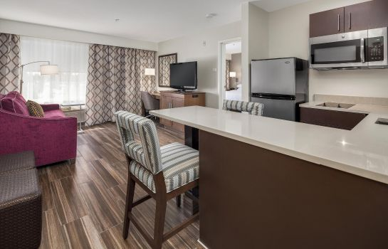 Hotel bar Hampton Inn - Suites Seattle North-Lynnwood