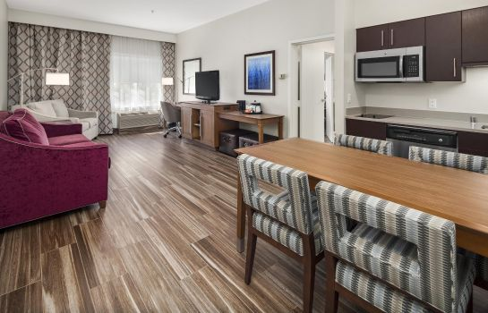 Suite Hampton Inn - Suites Seattle North-Lynnwood