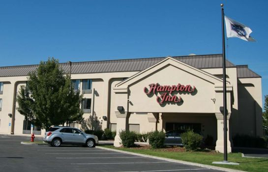 Außenansicht Hampton Inn Salt Lake City-Murray