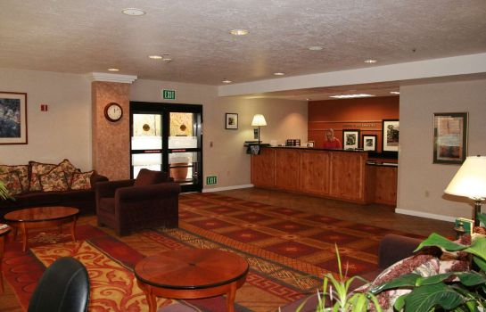 Hotelhalle Hampton Inn Salt Lake City-Murray