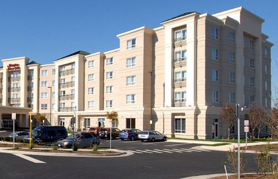 Außenansicht Hampton Inn - Suites Washington-Dulles Intl Airport