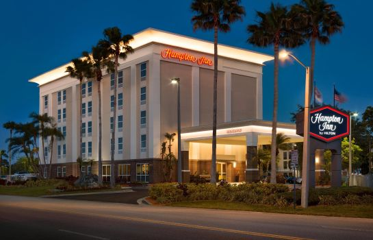 Außenansicht Hampton Inn Tampa-Rocky Point