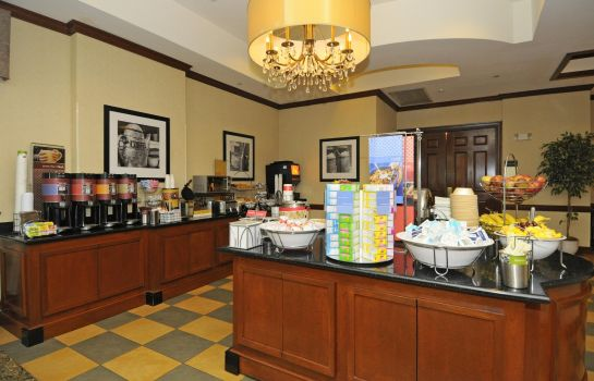 Restaurant Hampton Inn Alexandria-Old Town