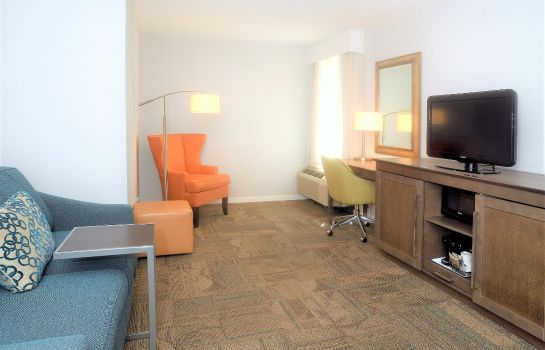 Suite Hampton Inn Alexandria-Old Town