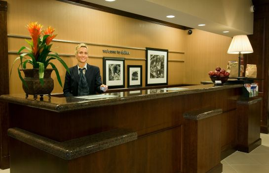Hotelhalle Hampton Inn - Suites Washington-Dulles Intl Airport
