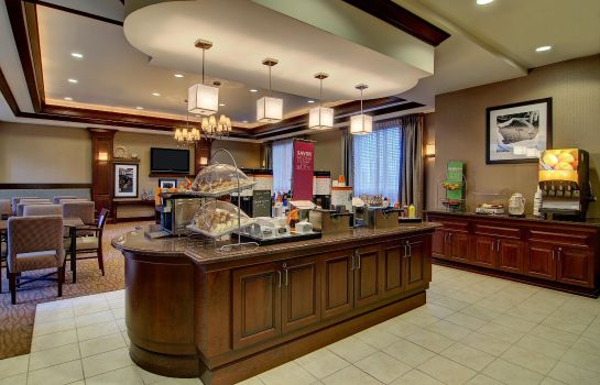 Restaurant Hampton Inn - Suites Washington-Dulles Intl Airport