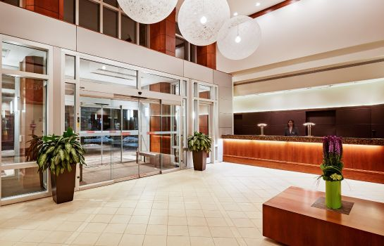 Hotelhal InterContinental Hotels SUITES HOTEL CLEVELAND