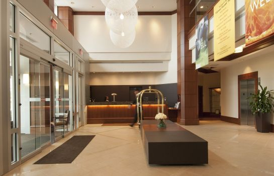 Hall InterContinental Hotels SUITES HOTEL CLEVELAND