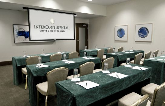 Sala congressi InterContinental Hotels SUITES HOTEL CLEVELAND