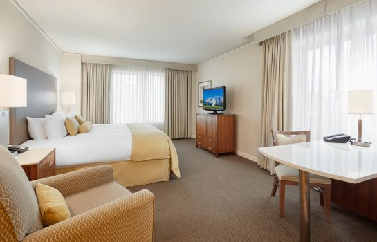 Chambre InterContinental Hotels SUITES HOTEL CLEVELAND