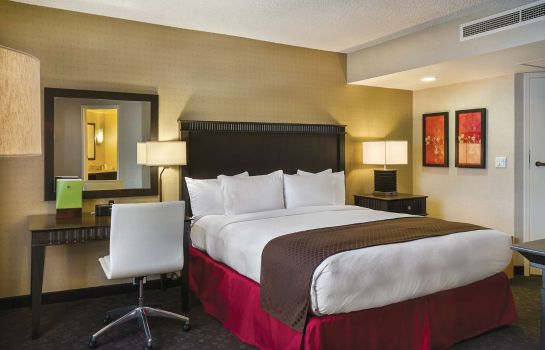Chambre DoubleTree by Hilton Los Angeles Downtown