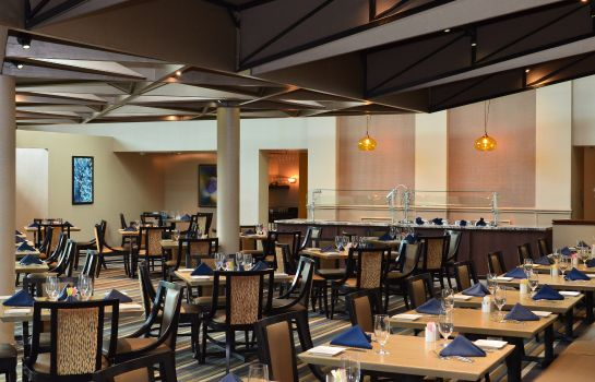 Restaurante Omni Houston Hotel Westside