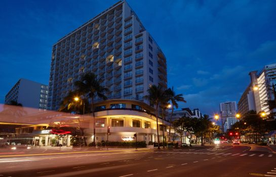 Exterior view OHANA Waikiki East by Outrigger OHANA Waikiki East by Outrigger